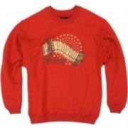 Sweatshirt F15 HARMONY red << HIT >>