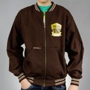 Sweatshirt Malita STOJKA brown << HIT >>