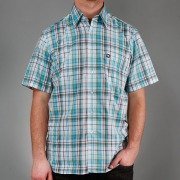 Shirt Vacation turquoise