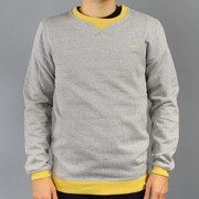 Sweatshirt SIMPLE OCEAN BASIC Heather Grey