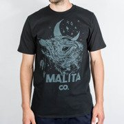T-shirt Malita Malita sea Wolf/black