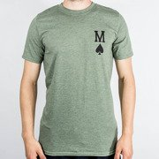 T-shirt Malita Pik heather green