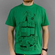 T-shirt  Malita Van green
